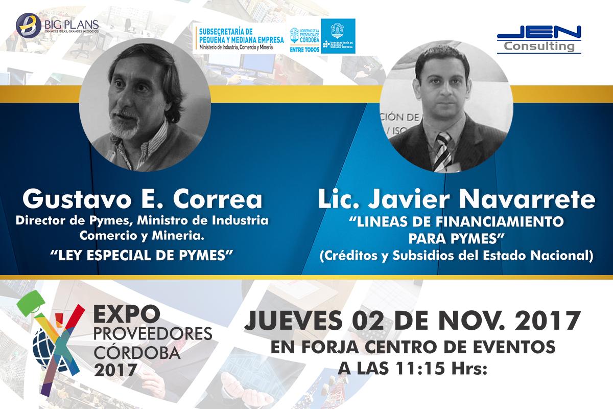 Expo Proveedores Córdoba 2017